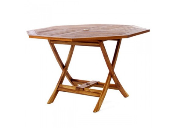 All Things Cedar Octagon Folding Table