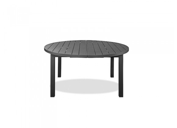 Whiteline Modern Living Aloha Indoor / Outdoor Extendable Dining Table