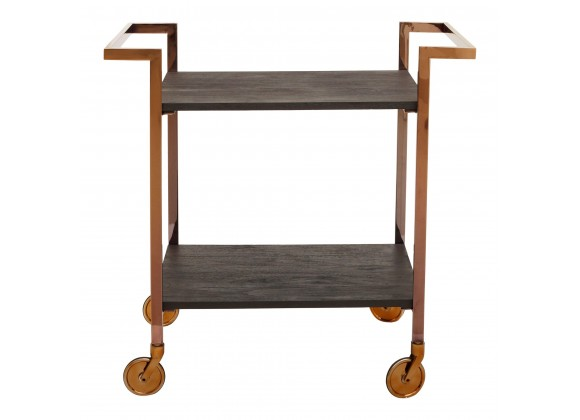 Manhattan Bar Cart - Front