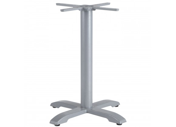 Palm 4 HD Cast Iron Bar Base - Silver