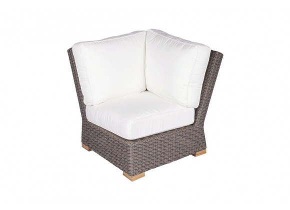 Royal Teak Sanibel Wicker Corner