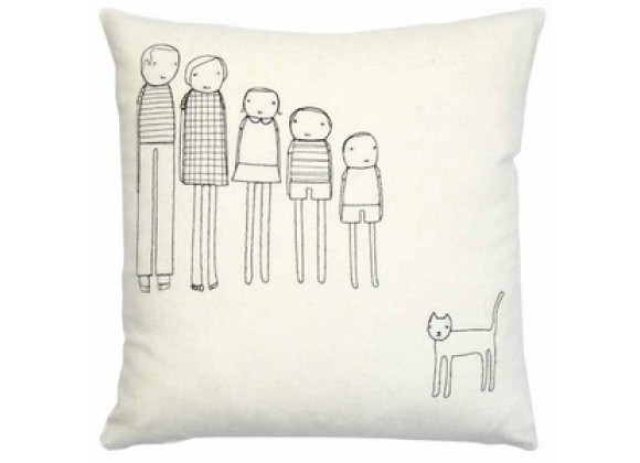 k studio Family Series Pillow