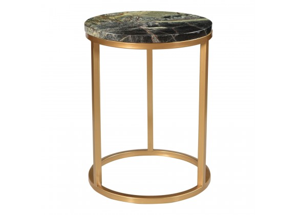 Canyon Accent Table Forest - Angled