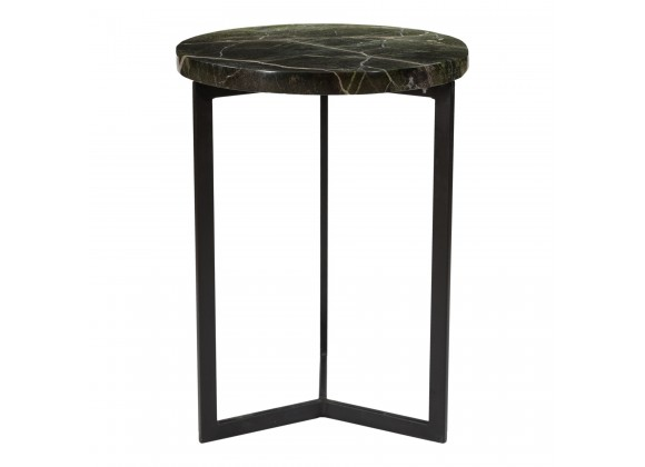 Moe's Home Collection Draven Accent Table Forest - Front View