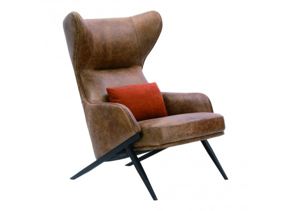 Moe's Home Collection Amos Accent Chair - Perspective