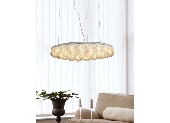 Ruby Pendant Lamp - Lifestyle