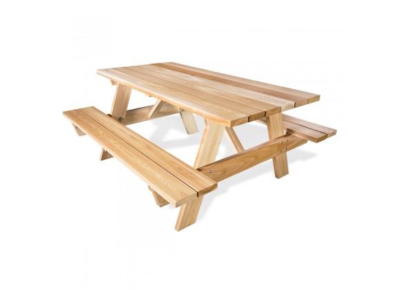 Classic Picnic Table, 6'