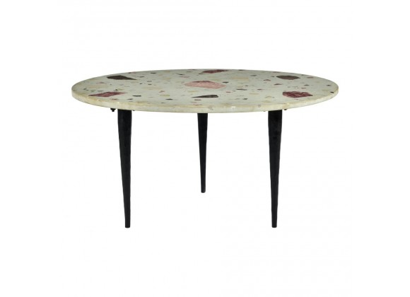 Moe's Home Collection Menta Terrazzo Coffee Table