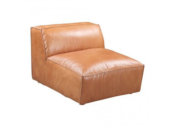 Moe's Home Collection Luxe Slipper Chair - Perspective