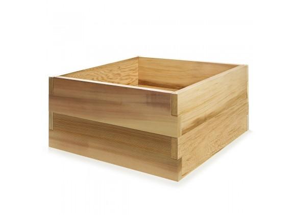 All Things Cedar 2' Double Raised Garden Box