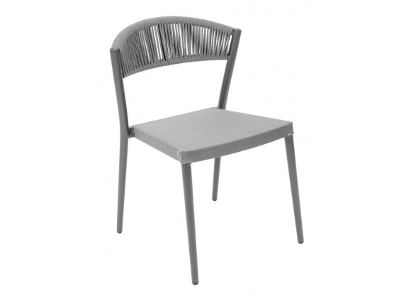 Powder Coating Aluminum Side Chair - RP-01S