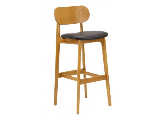 """RV Allure B 43"""" Wood Barstool"""