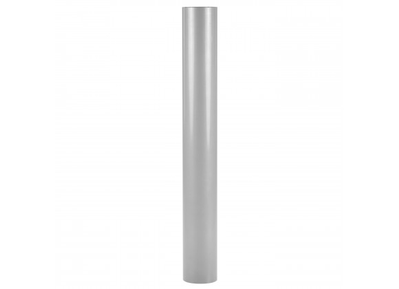 Palm 4 Aluminum Bar Pole - Silver