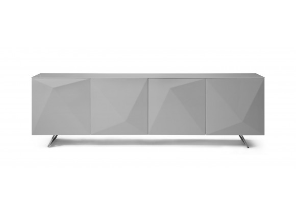 Whiteline Modern Living Samantha Buffet