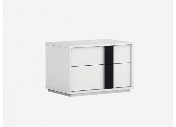 Whiteline Modern Living Kimberly Nightstand