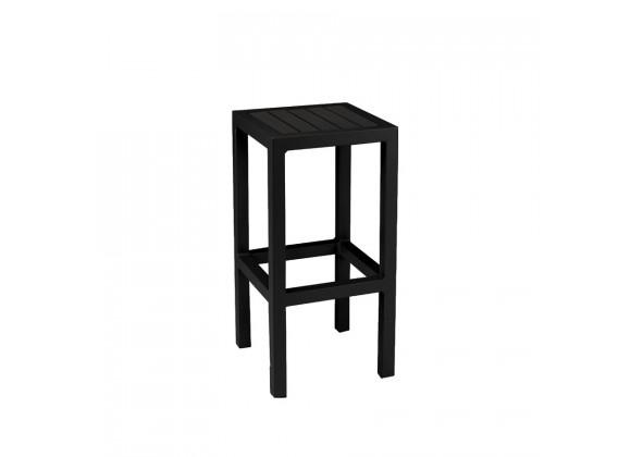 Black Frame And Black Seat