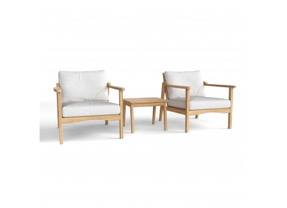 Amalfi Relax3-Piece Deep Seating Collection