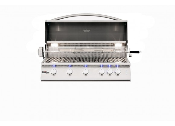 """Summerset Grills Sizzler PRO Series 40"""" Natural Gas"""