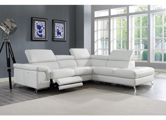 Madison Sectional With Chaise On Right
