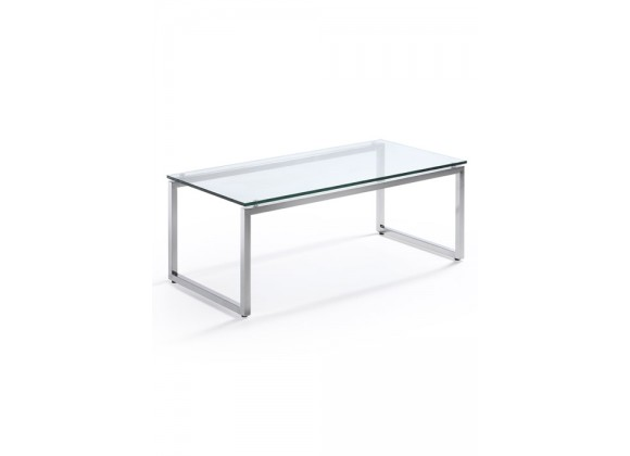 Sly Coffee Table Tempered Glass Top