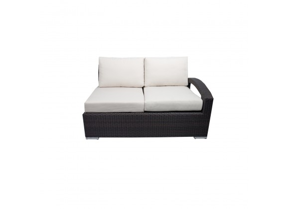 Como Lago Right Arm Facing Love Seat