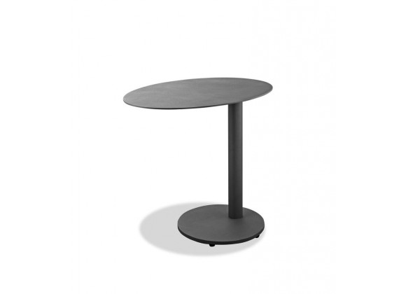 Colton Indoor/outdoor Aluminum Side Table