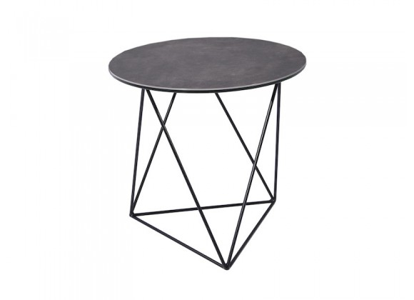 Whiteline Modern Living Jacob Side Table