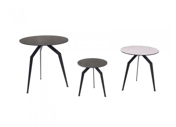 Whiteline Modern Living Santiago Side Table