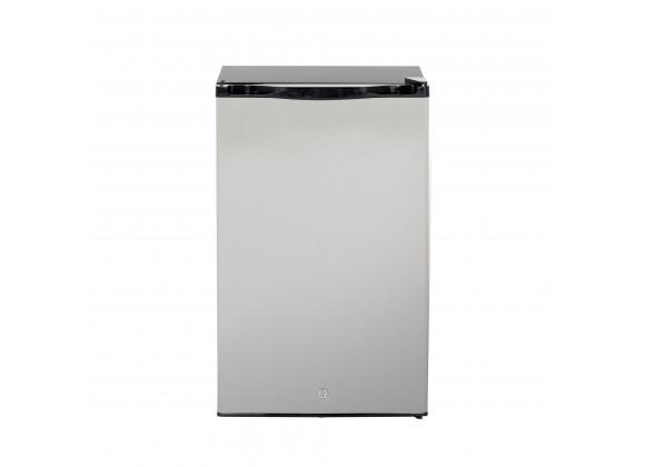 """Summerset Grills 21"""" 4.5 Compact Refrigerator With Reversible Door - Front"""