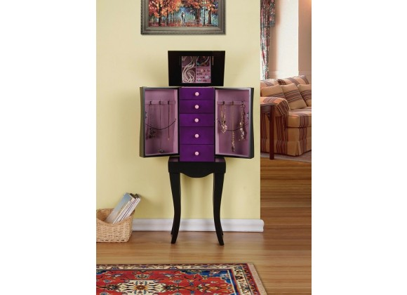 W Unlimited Gemini Jewelry Armoire