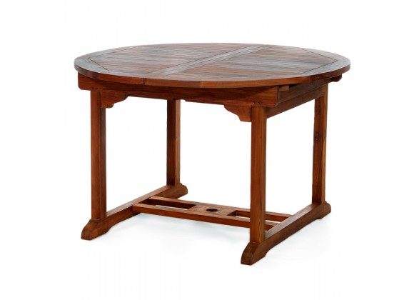 TE70 Extension Dining Table - Folded