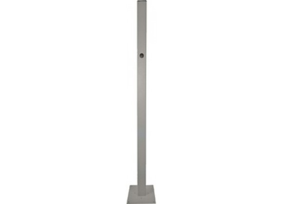 "SunBriteTV Deck/Planter Pole for 32"" TV"