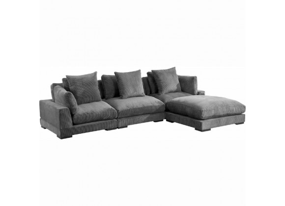 Moe's Home Collection Tumble Modular Sectional Sofa - Perspective