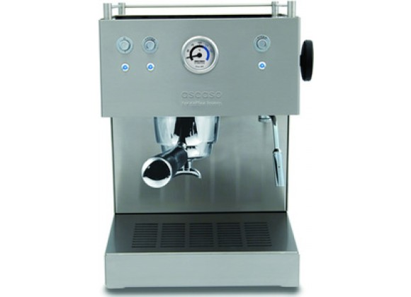 Ascaso Steel Uno 'Special Edition' Versatile Espresso Machine Brushed Stainless