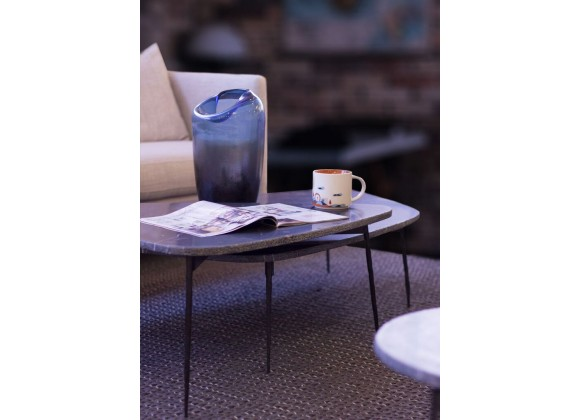 "Flint 14"" Small Coffee Table - Lifestyle"
