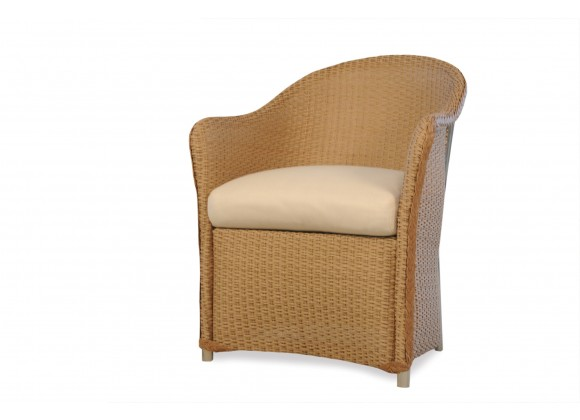 Weekend Retreat Dining Armchair - Angled
