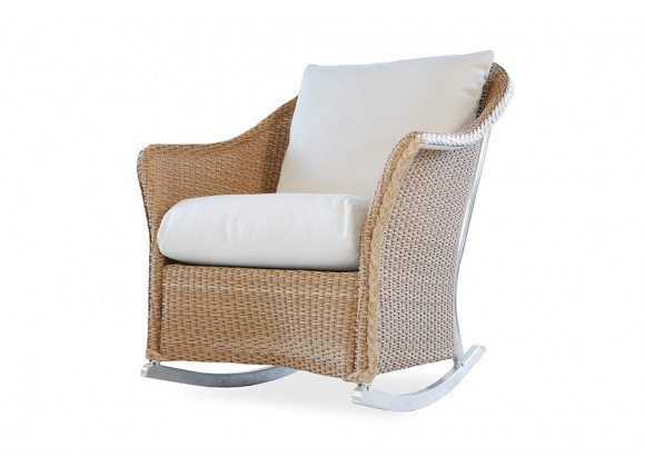Weekend Retreat Lounge Rocker - Angle