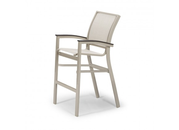 Telescope Casual Bazza Sling Balcony Height Stacking Cafe Chair