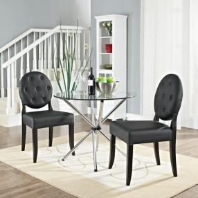 Modern Dining Room Sets Designed As Comfortable Sculptures