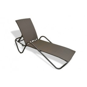 Outdoor Living Areas Are Enhanced By A Patio Chaise Lounge