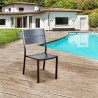 Amazonia Koningsdam Armless Chair - Lifestyle