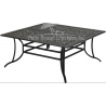 "64"" Square Dining Table"