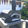 CBO-750 Countertop (Pre-Assembled) with Metal Insulating Hood - Inside the Oven - Lifestyle 2