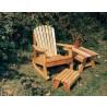 Cedar American Forest Adirondack Rocker Collection