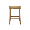 "Caramelized Tulip 26"" Counter Height Stool - Front"