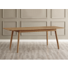 Laurel Extention Dining Table - Carmalized