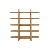 Greenington Caramelized Magnolia Shelf - Front