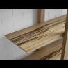 Greenington Caramelized Magnolia Shelf - Shelf Detail