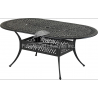 """72"""" x 42"""" Oval Dining Table"""