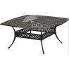 """64"""" Square Dining Table"""